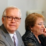 Gonzalo Cordero y Jorge Navarrete analizaron el momento del Gobierno y el cierre del 2015