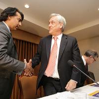 MEO y Piñera