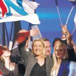 Bloque Internacional: El partido de ultraderecha de Marine Le Pen se desploma en las elecciones regionales de Francia
