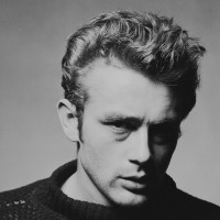 James-Dean-BW-image-
