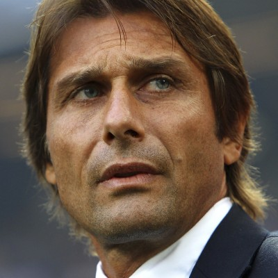 MILAN, ITALY - SEPTEMBER 14: Juventus FC manager Antonio Conte looks on before the Serie A match between FC Internazionale Milano and Juventus FC at San Siro Stadium on September 14, 2013 in Milan, Italy.  (Photo by Marco Luzzani/Getty Images)