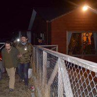 18 de Mayo de 2016/COYHAIQUE Ayer a las 23:22 horas en el camino a Coyhaique alto km 10  se logró la detención de Mauricio Ortega Ruiz de 43 años  principal inculpado por el delito de homicidio frustrado en contra de Nabila Rifo,quien sufrió una brutal agresión por parte del sospechoso . FOTO: CARABINEROS DE CHILE/AGENCIAUNO
