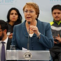 Presidenta de la Republica realizo lanzamiento de Investchile