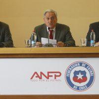 Arturo Salah se refiere a la auditoria entregada al directorio el dia de hoy