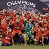 Campeón Copa América
