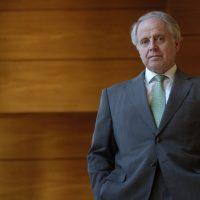 21 Diciembre 2010  El ex vice-presidente del Banco Central Jorge Desormeaux en entrevista para seccion negocios.   Jorge Fuica-La Tercera