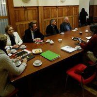 nueva mayoría reunión