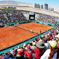 Cancha de tenis de Iquique