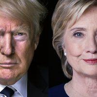 Trump - Clinton