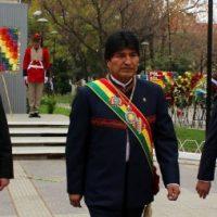 Bolivia aniversario