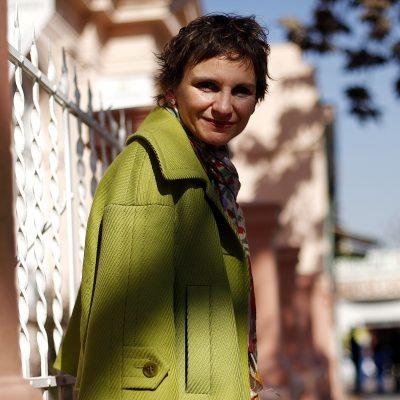 24 de Agosto de 2012/SANTIAGO  Entrevista a la Candidata a alcaldesa por la comuna de Santiago, Carolina Tohá. FOTO: SEBASTIAN RODRIGUEZ/ AGENCIAUNO    Carolina Tohá.