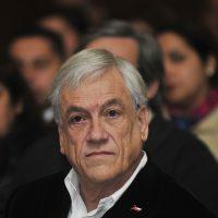 El ex presidente Sebastian Piñera participa en seminario del PRI