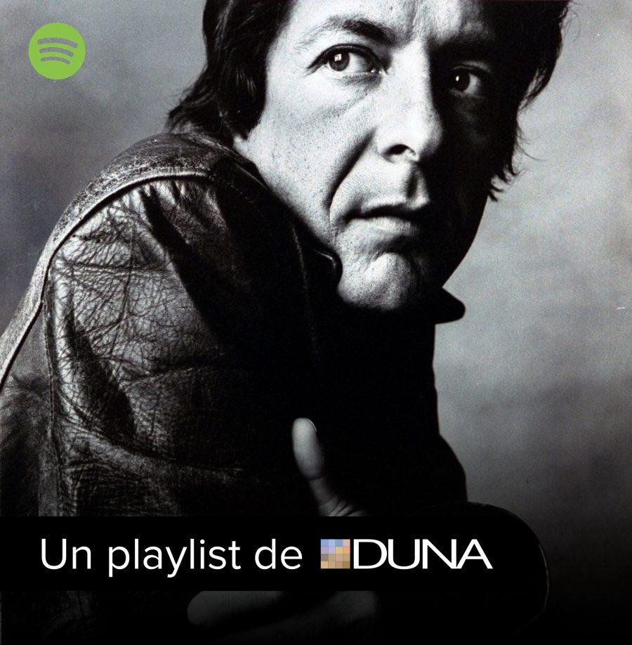 playlist-cohen