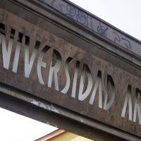 30 de Septiembre de 2014/SANTIAGO Fachada de Universidad Arcis FOTO:FRANCISCO CASTILLO D./AGENCIAUNO