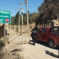 05 de Enero del 2017/QUILPUE Agrosuper informó la presencia de influenza aviar en un plantel de pavos de su filial Sopraval en la comuna de Quilpué. FOTO: SANTIAGO MORALES/AGENCIAUNO