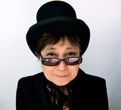 Yoko Ono dream come true 2