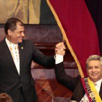 Ecuador: Moreno asume Presidencia