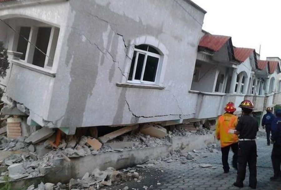 Terremoto En Guatemala Deja Al Menos Un Muerto Duna 89 7 Duna 89 7