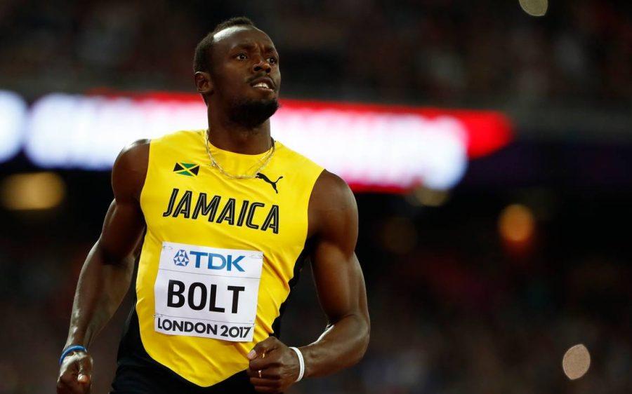 Usain Bolt pierde el oro en su última carrera de 100 metros planos