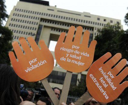 ley de aborto en tres causales
