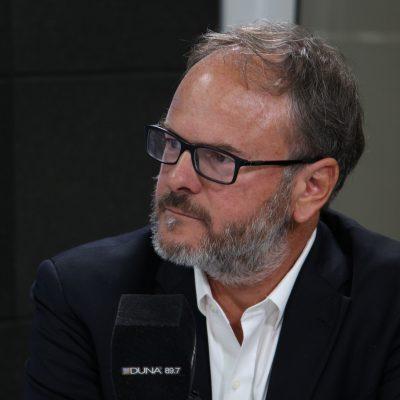 Bernardo Larraín, presidente de la Sofofa, analizó la modernización de la reforma tributaria