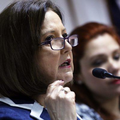 La ex ministra soledad alvear renunció a la DC y anunció la creación de un nuevo movimiento político