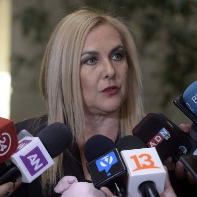 La diputada Pamela Jiles se refiere a los dichos de diputado Ignacio Urrutia.