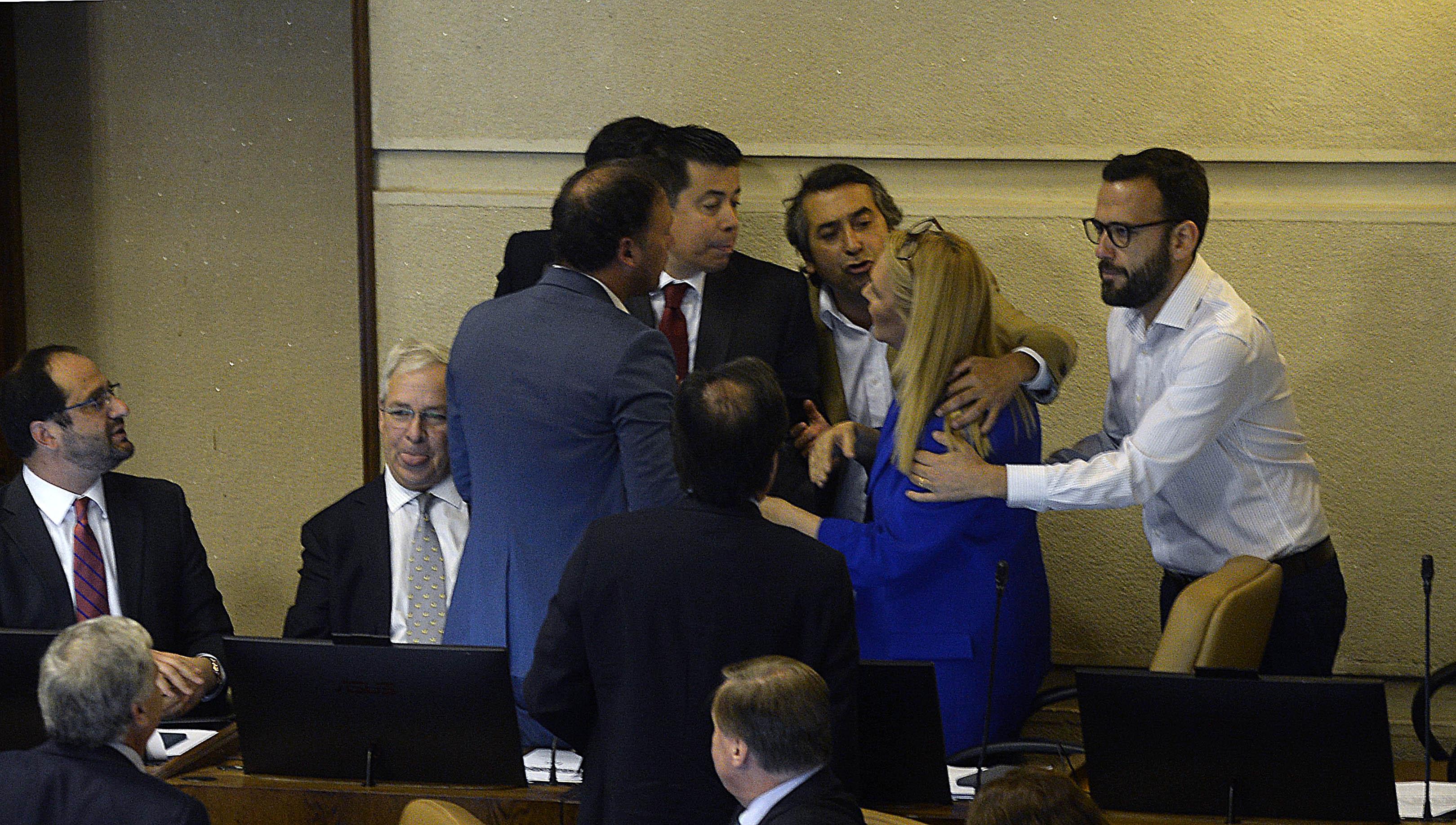 Pamela Jiles encara a Ignacio Urrutia por dichos sobre victimas de la dictadura