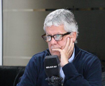 El ex ministro de Hacienda, Nicolás Eyzaguirre, respondió a los dichos de su sucesor, Felipe Larraín, sobre el déficit fiscal.