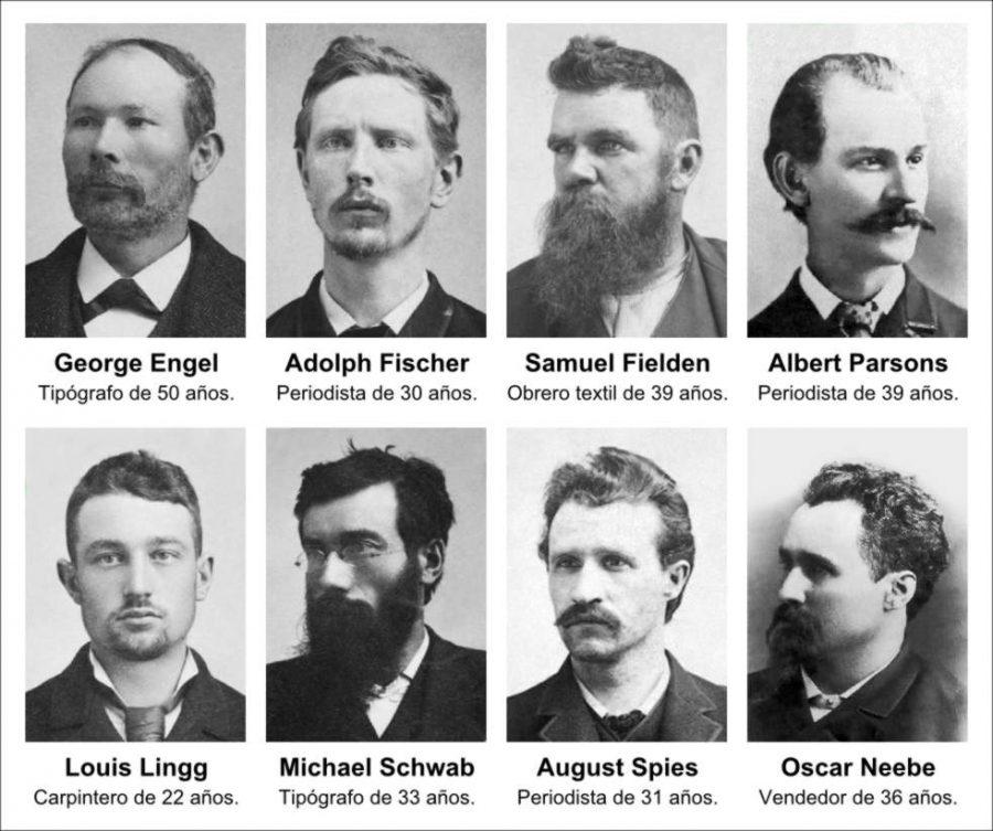 Quiénes son los 'Mártires de Chicago'