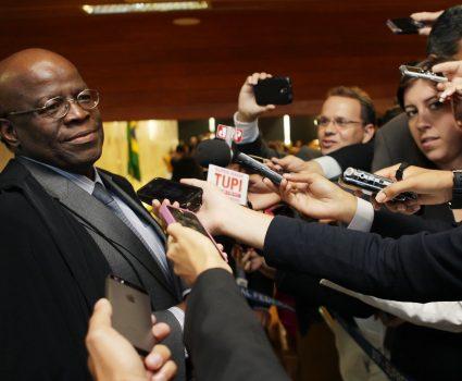 Joaquim Barbosa, el posible candidato a la presidencia de Brasil