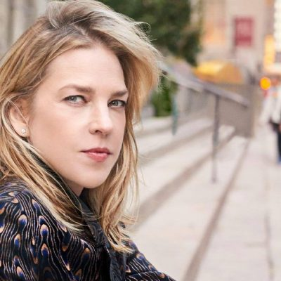 Diana Krall viene a Chile