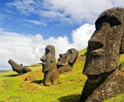 Isla de Pascua Foto: Chile Travel