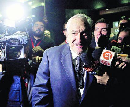 Pablo Piñera y la prensa