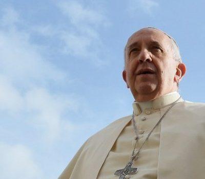 Papa Francisco en el Vaticano.