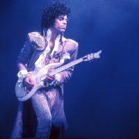 Prince en concierto en vivo en Los Ángeles