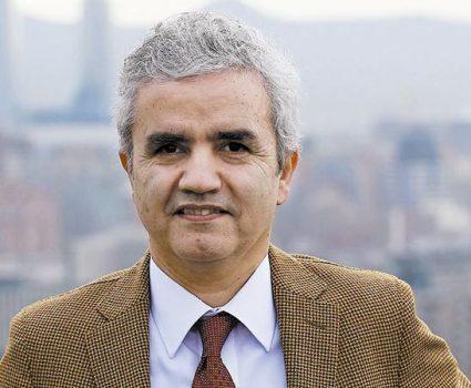 Rector del Duoc UC, Ricardo Paredes.