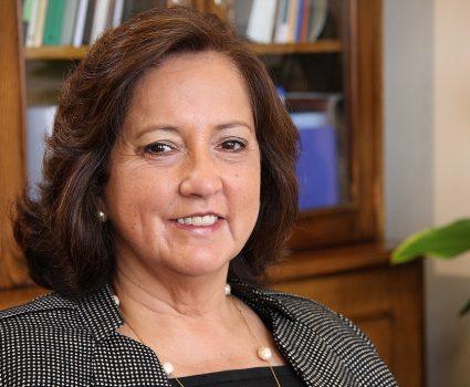 La ex ministra y ex senadora se refirió a su salida de la DC.