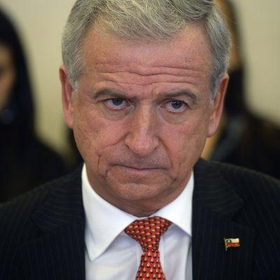 Ministro de Hacienda, Felipe Larraín.