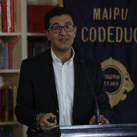 el Secretario Ejecutivo de la Agencia de la Calidad, Carlos Henríquez