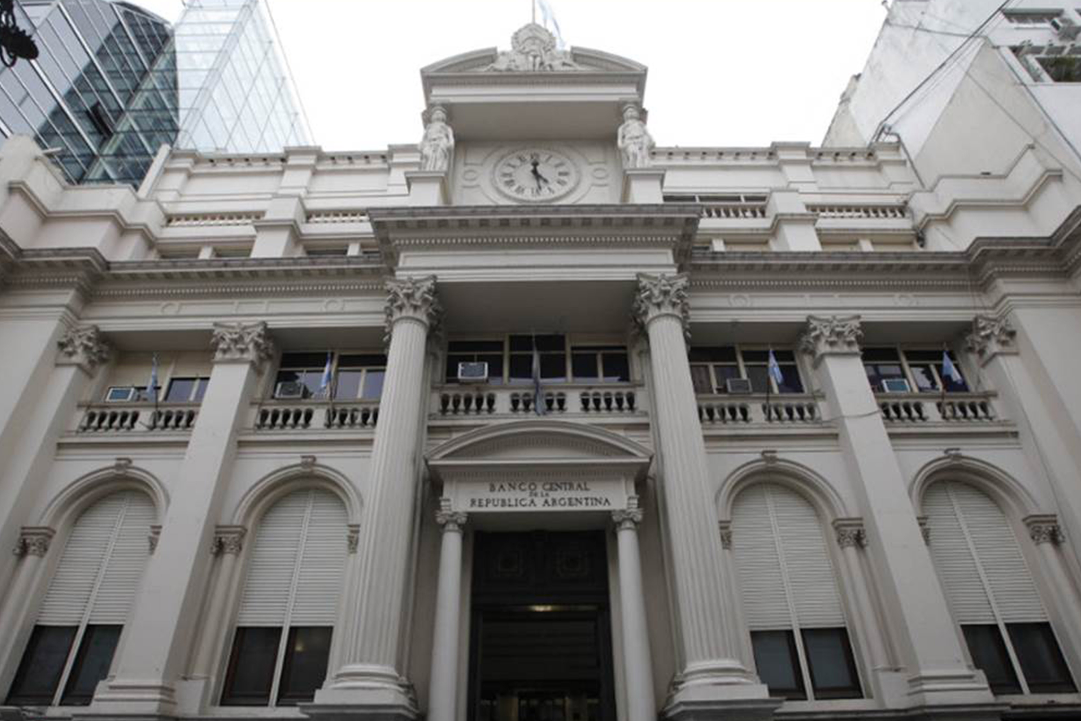 Foto del Banco Central de Argentina.