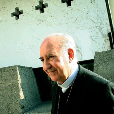 Cardenal Francisco Javier Errázuriz