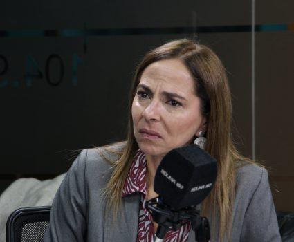 La ministra de la Mujer y Equidad de Género, Isable Plá, sobre la violencia de género.