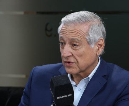 El ex canciller, Heraldo Muñoz, se refirió a su candidatura por la presidencia del PPD.