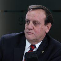 Rector de la Universidad Católica, Ignacio Sánchez.