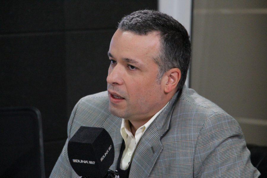 El presidente de Codelco, Óscar Laderretche, se refirió a los desafíos que tendrá la empresa estatal.