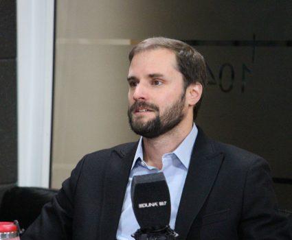 Diputado UDI, Jaime Bellolio.