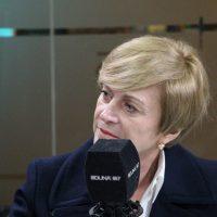 La alcaldesa de providencia, Evelyn Matthei