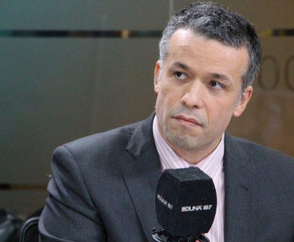 Óscar Landerretche por cobre