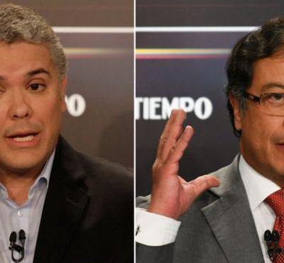 Candidatos a la presidencia de Colombia